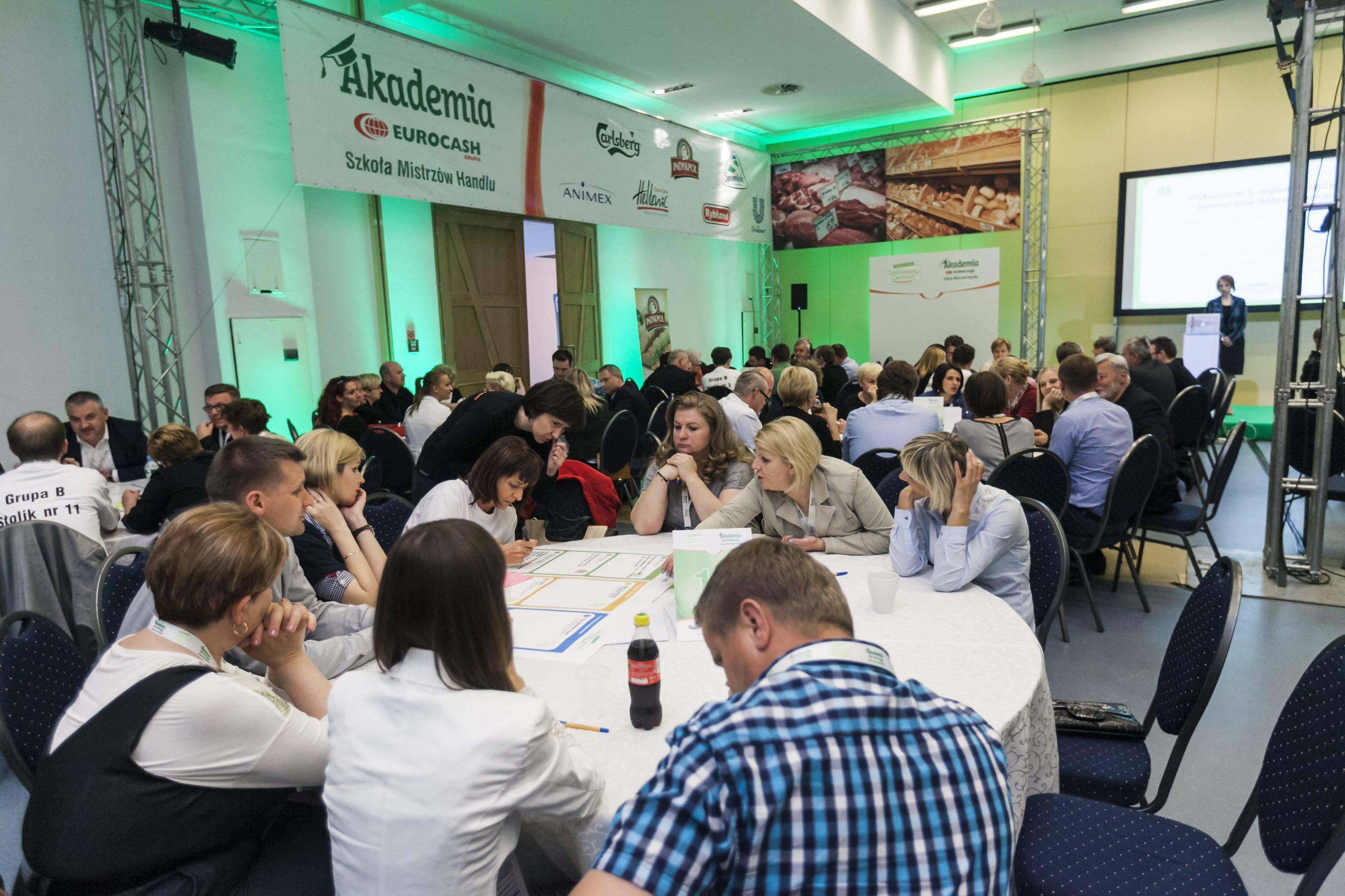 Akademia Eurocash – lider szkoleń na rynku handlu detalicznego