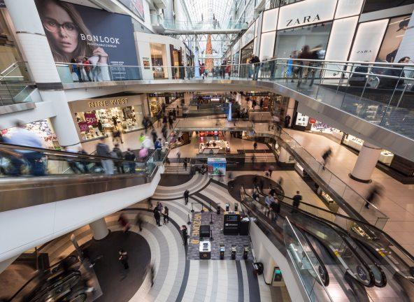 Raport McKinsey: Handel jak dawniej najwcześniej za kilka miesięcy