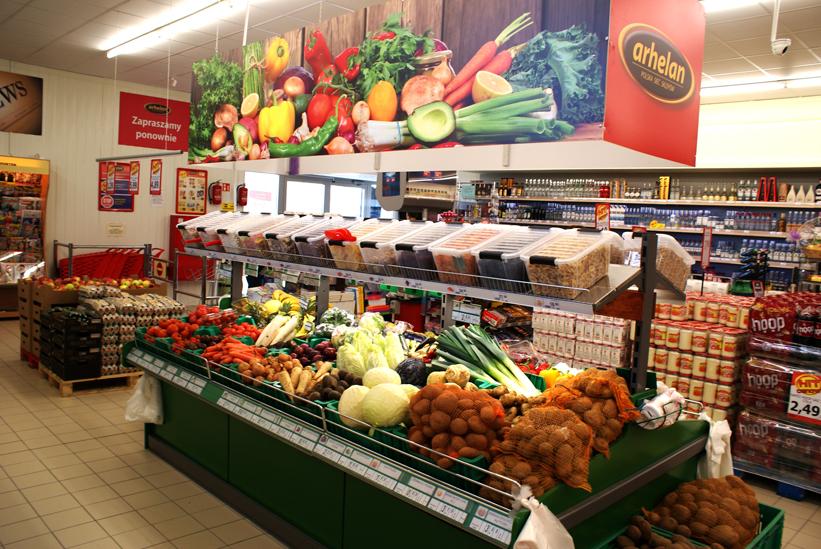 Nowy sklep Arhelan w Czyżewie