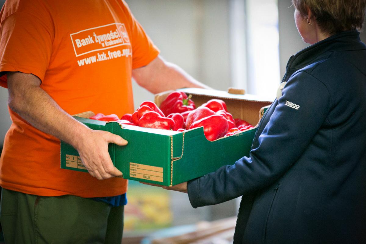 Ostatni dzień na zawarcie umowy o przekazywanie żywności