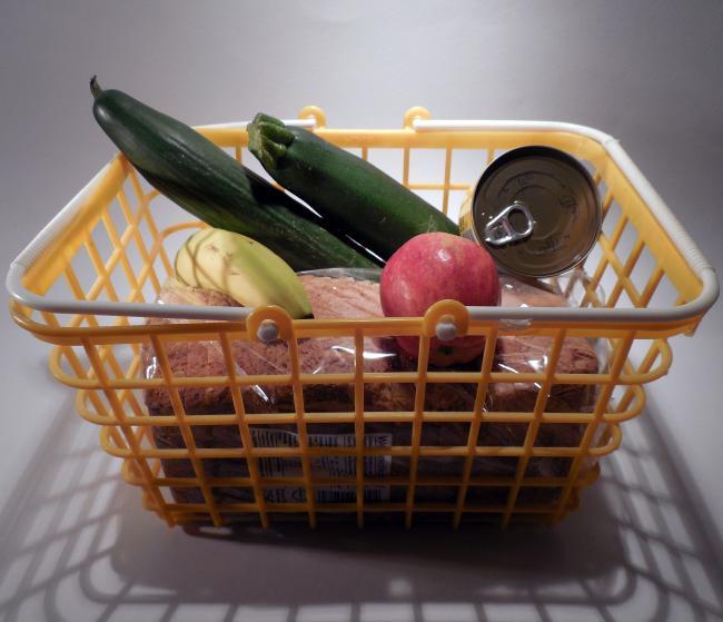 Ceny żywności zwiększyły się w styczniu