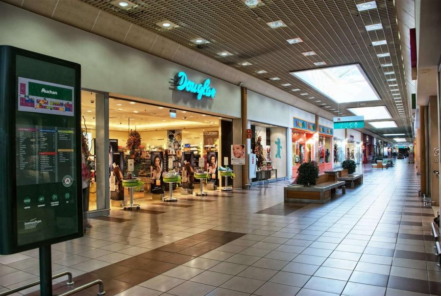 Nowe marki w Centrach Handlowych Auchan