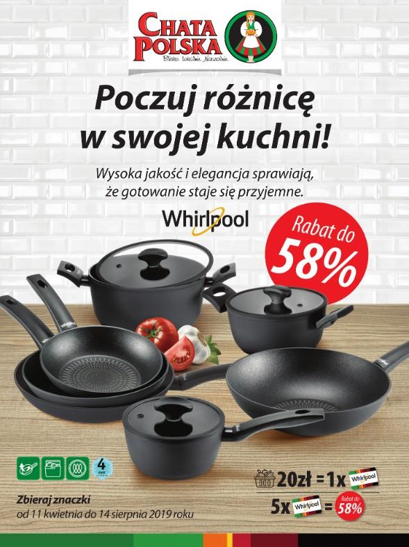 Przyjemne gotowanie z Chatą Polską