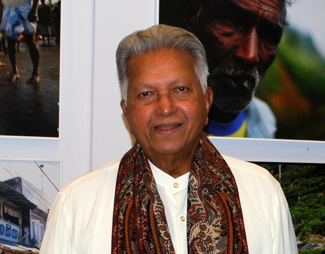 Merrill J. Fernando, założyciel firmy Dilmah
