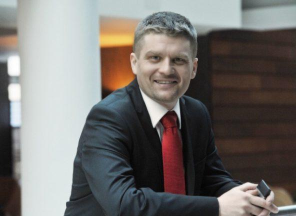 Nowy wiceprezes zarządu sieci Piotr i Paweł