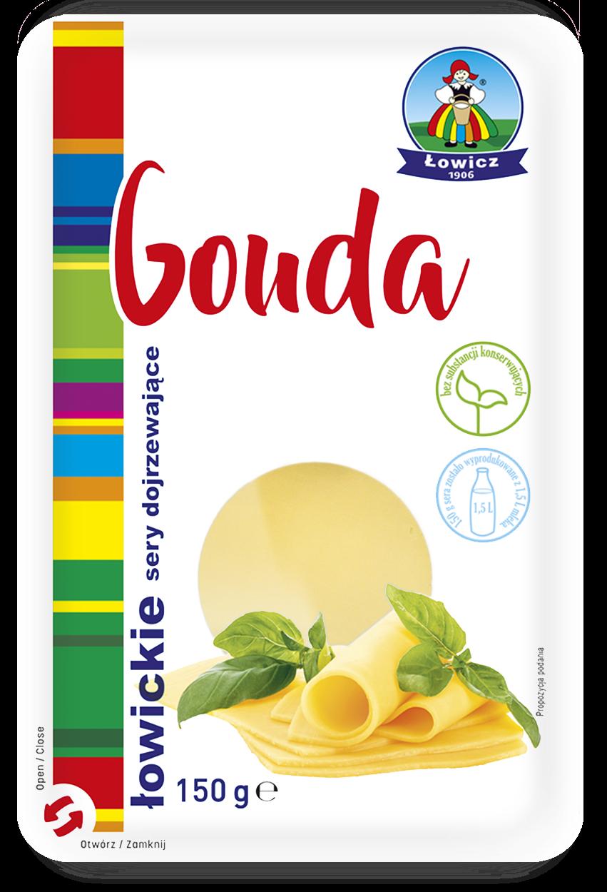 Plastry serów żółtych OSM Łowicz w nowej odsłonie