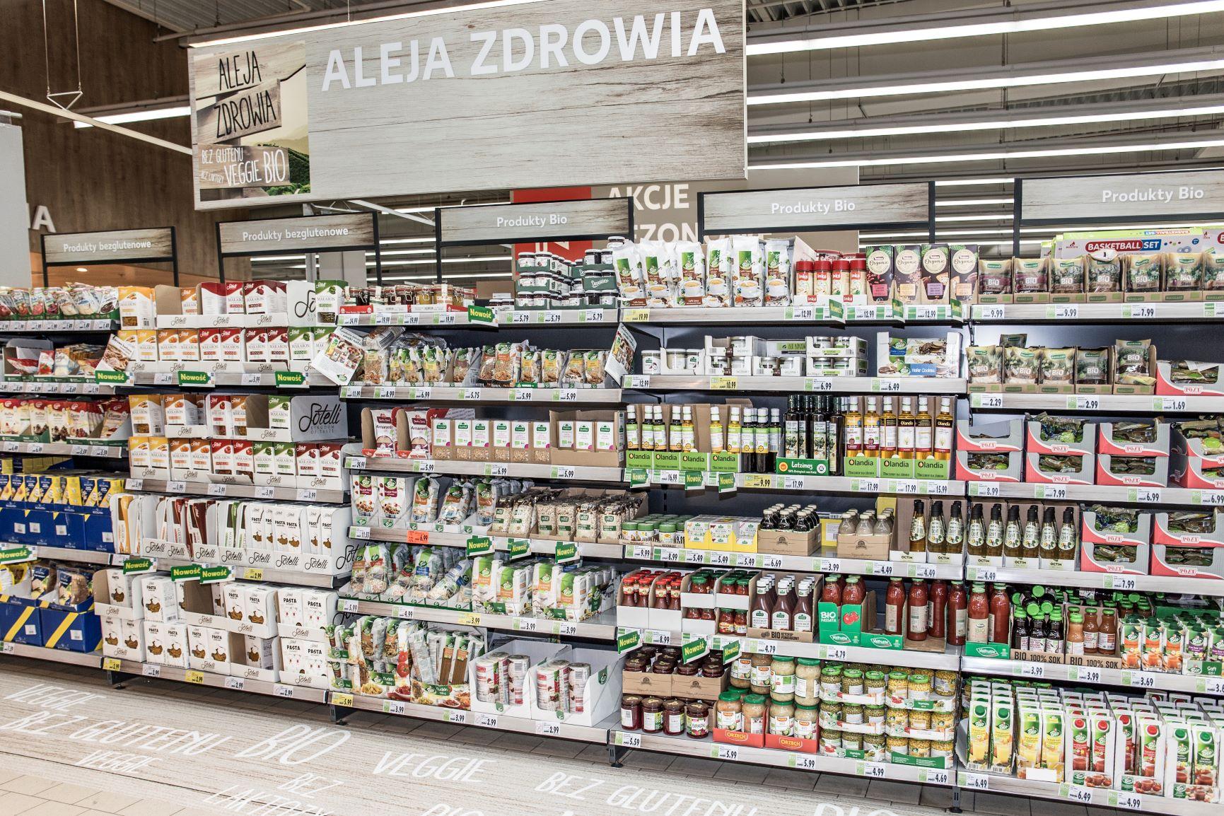 Kaufland w Krakowie w nowej odsłonie