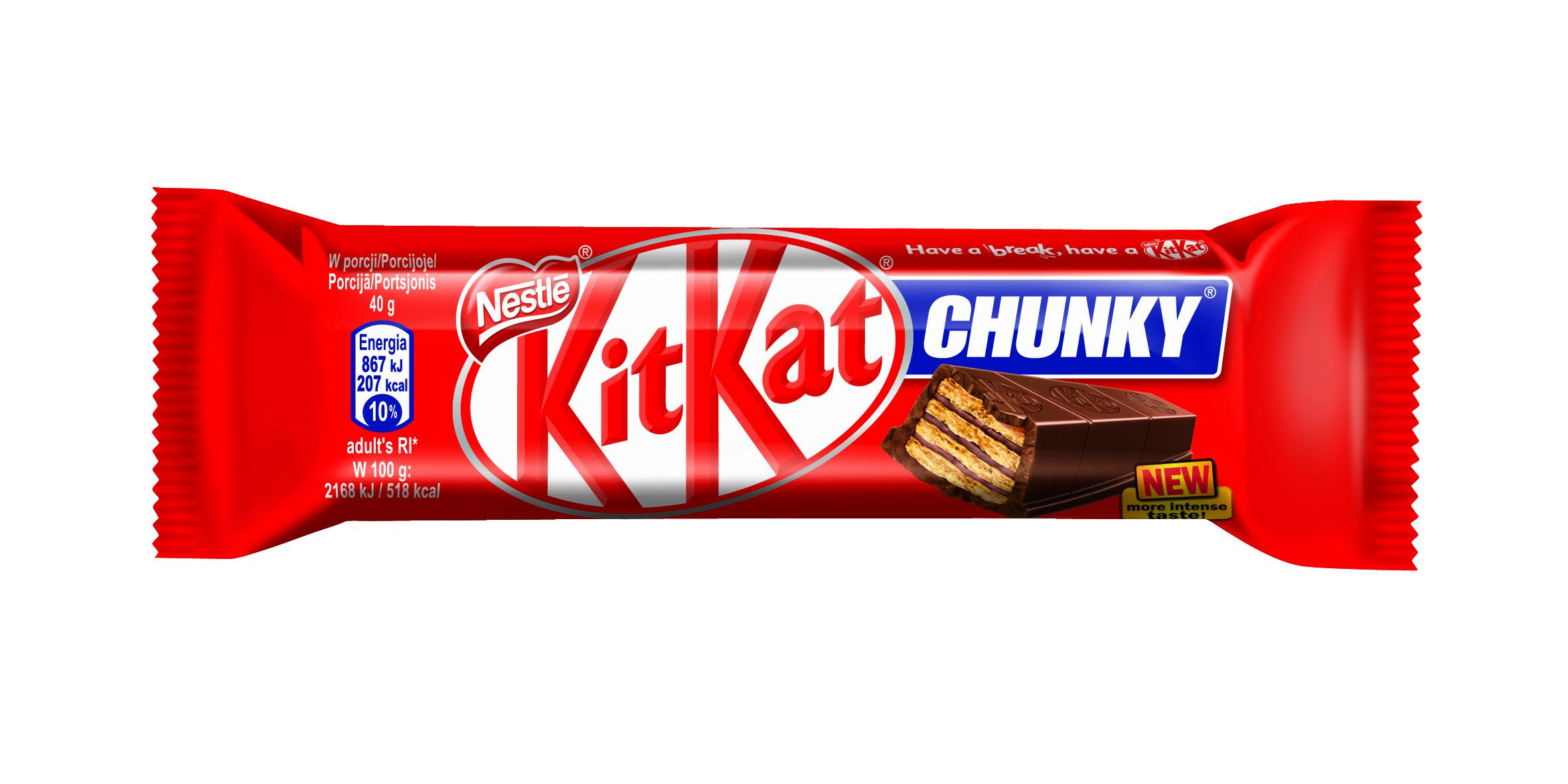 Czas na przerwę czas na KitKat