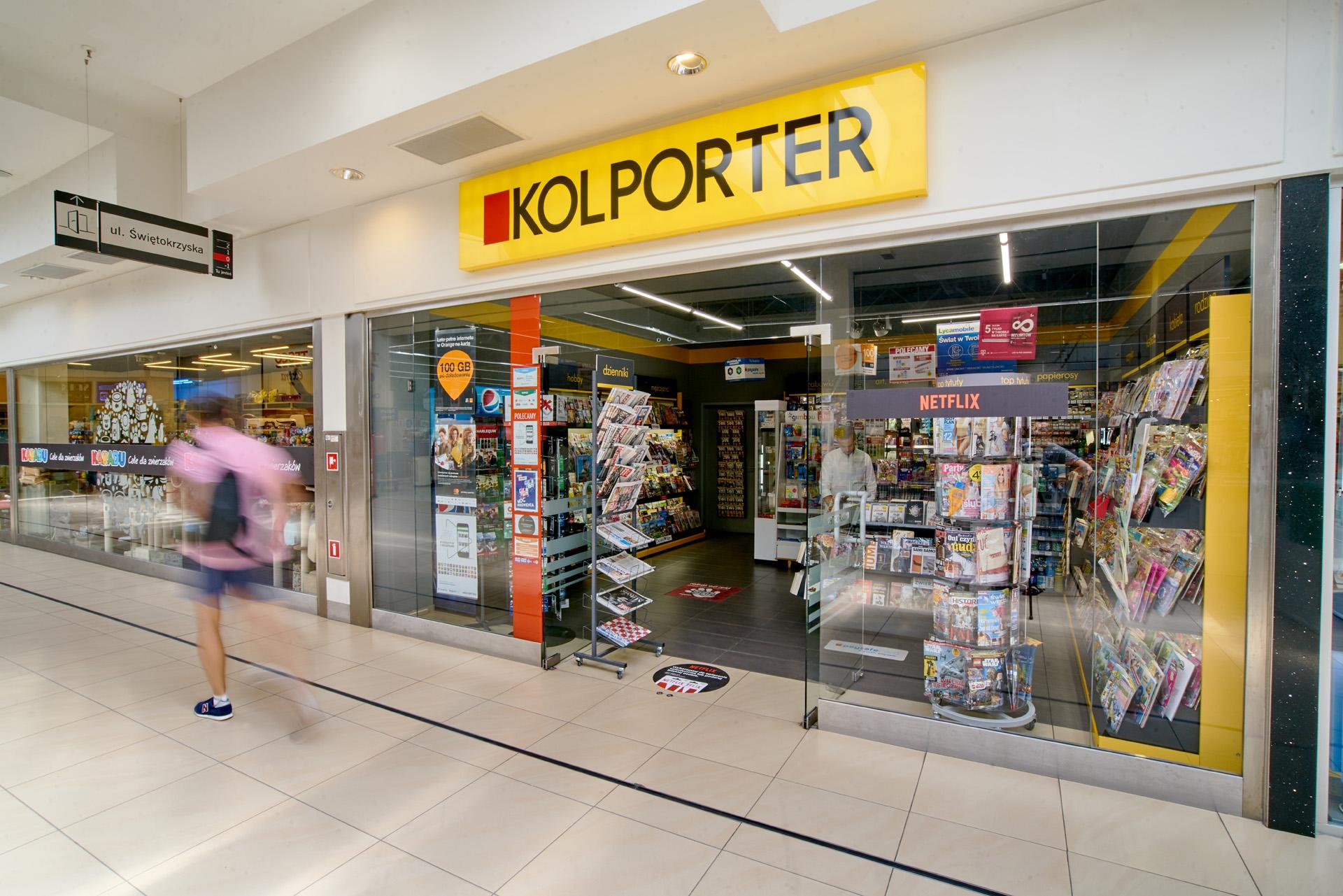 Kolporter rezygnuje z plastikowych reklamówek