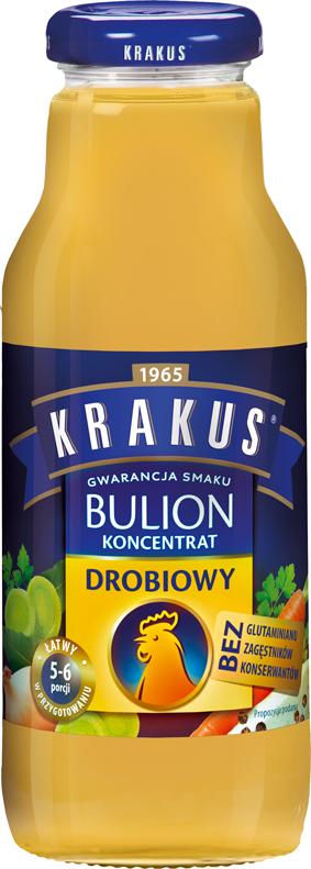 Innowacja kulinarna od Krakusa – koncentraty bulionów drobiowego i warzywnego