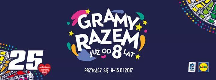 Lidl wspiera Orkiestrę Jerzego Owsiaka