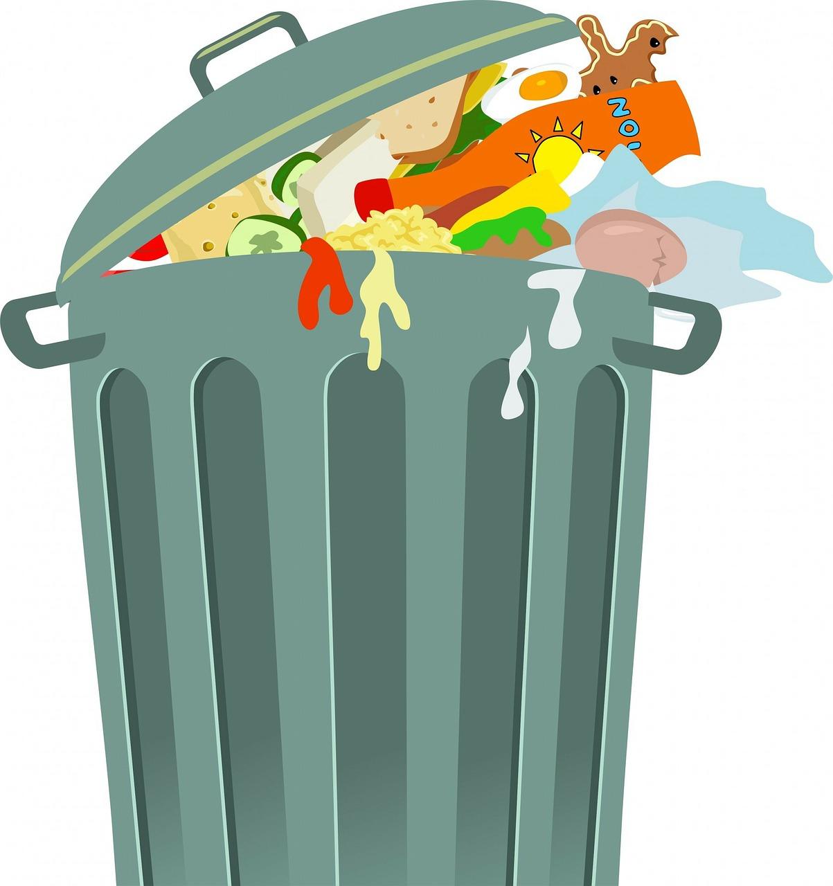 Deloitte: Każdy Polak wyrzuca rocznie 54 kg artykułów spożywczych