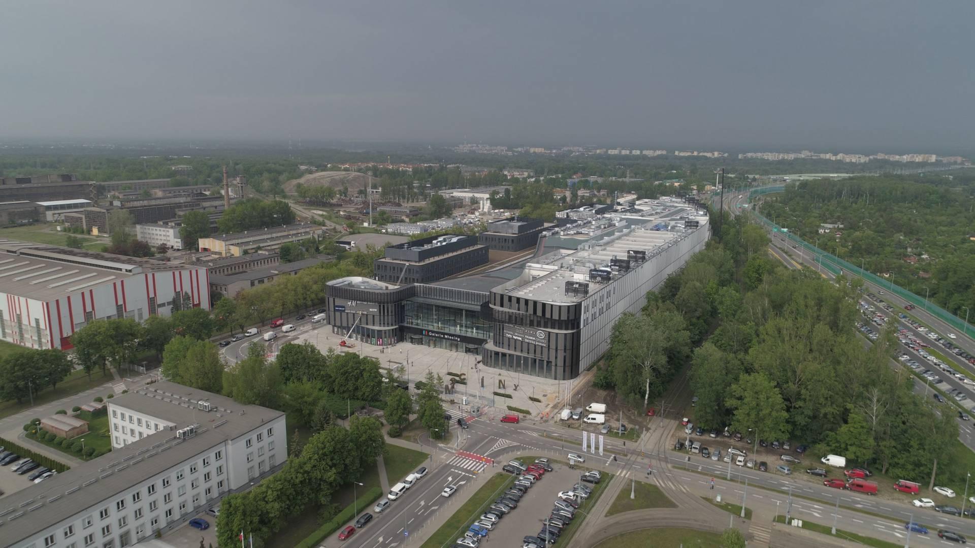 EPP i Echo Investment otworzyły Galerię Młociny