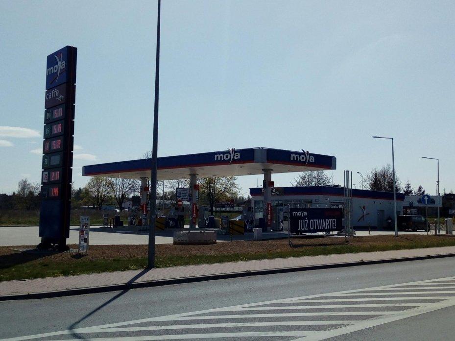 Stacja MOYA w Kłodzku