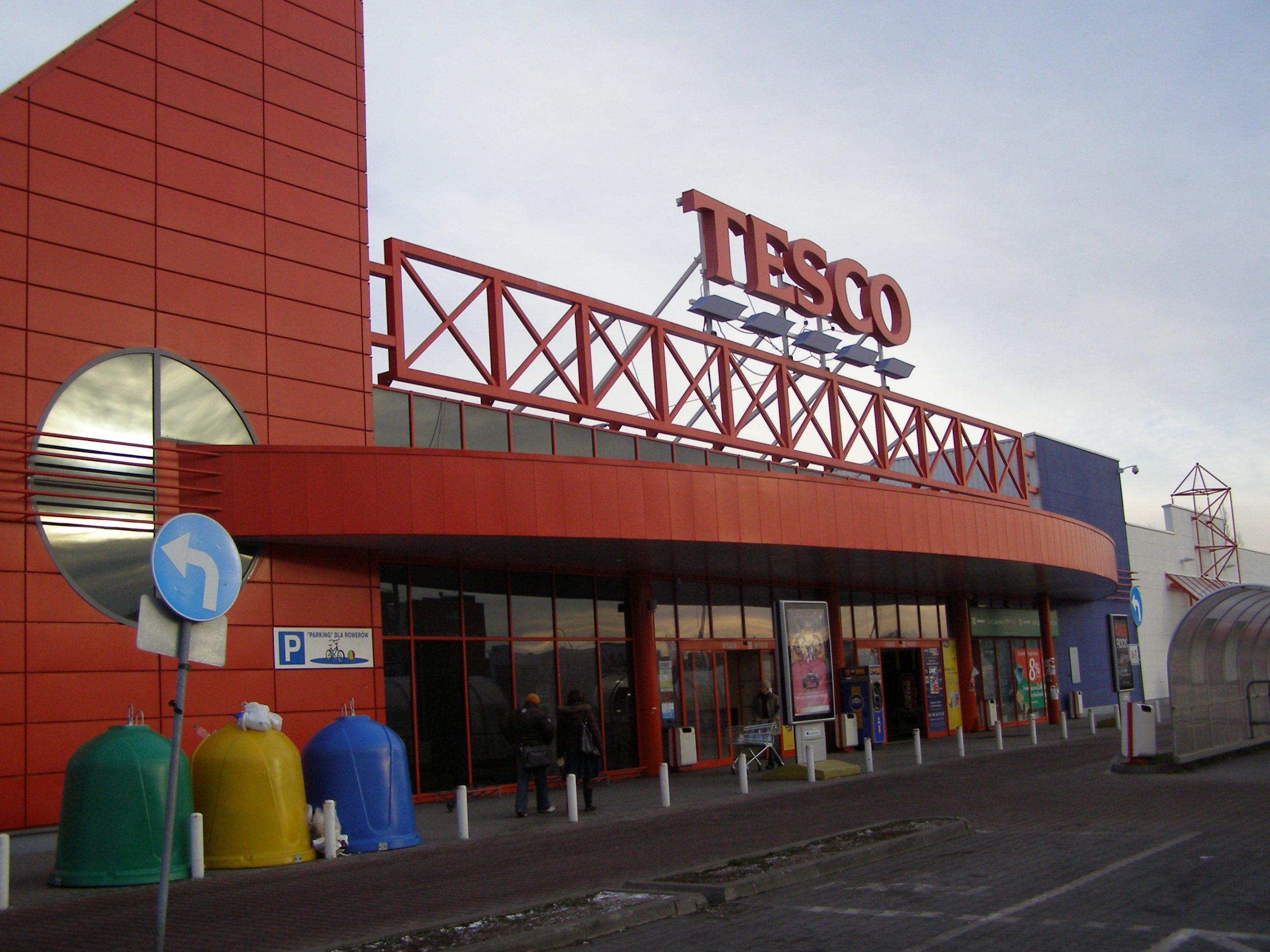 Tesco Polska – nagrodzony projekt