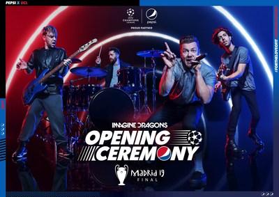 Liga Mistrzów UEFA i Pepsi