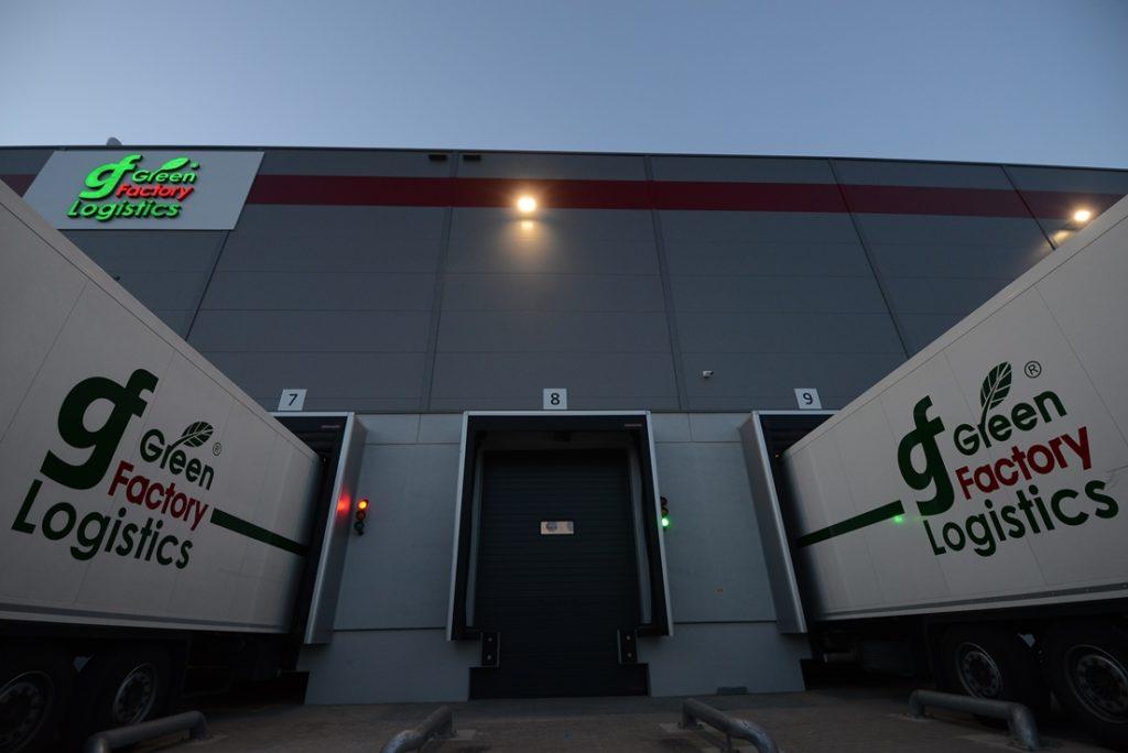 Green Factory Logistics z certyfikatem usług BIO