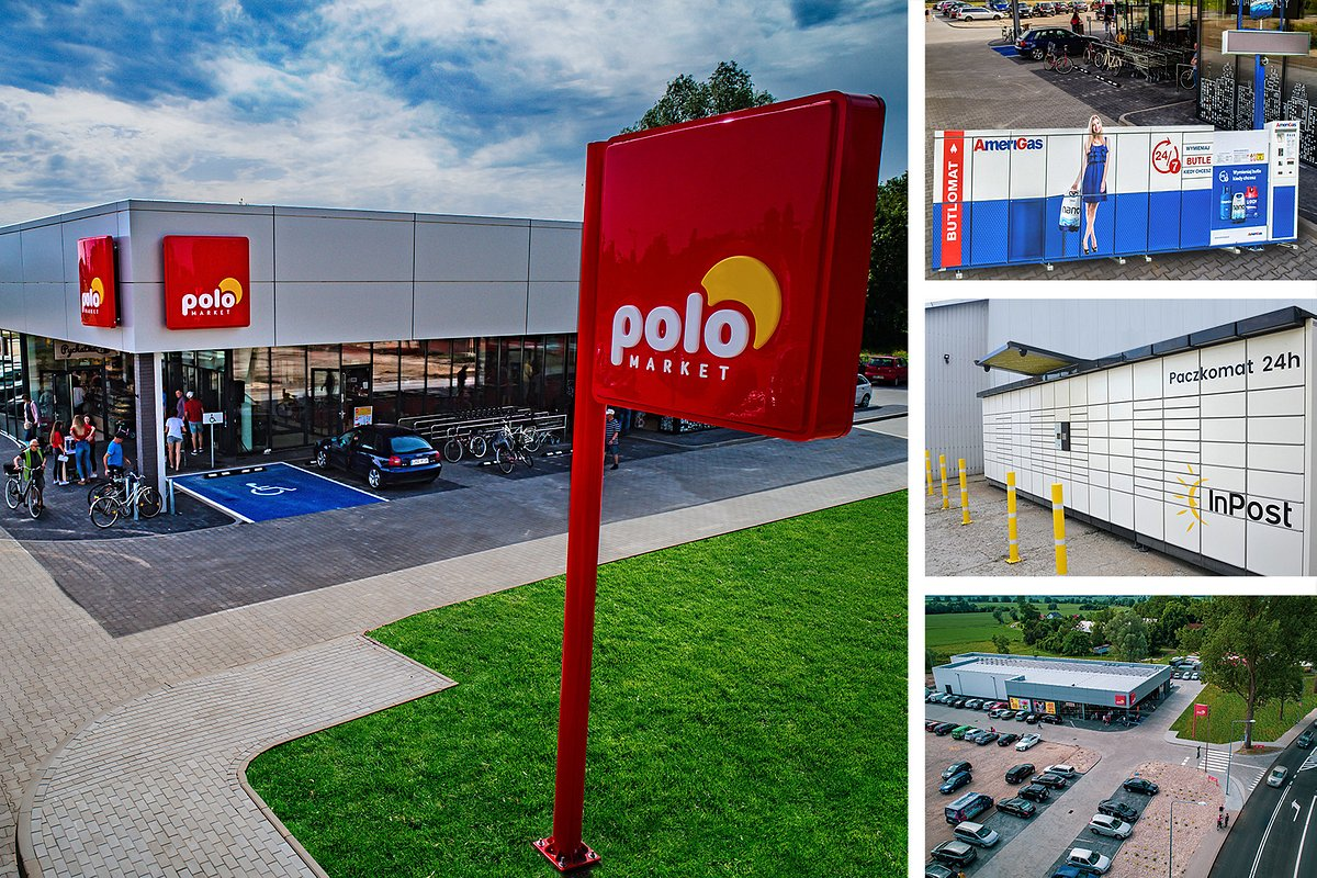 Grupa POLOmarket rozwija ofertę usług okołosprzedażowych