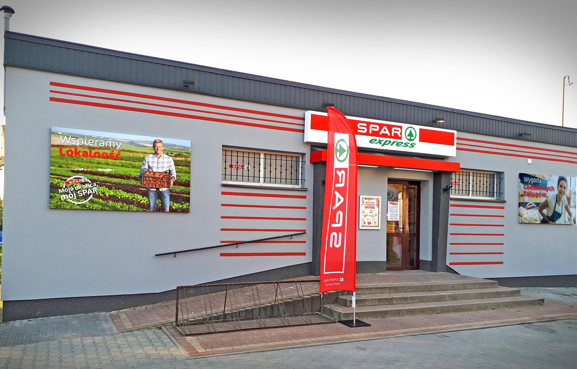 SPAR Express zawitał do małopolskich Śmiłowic