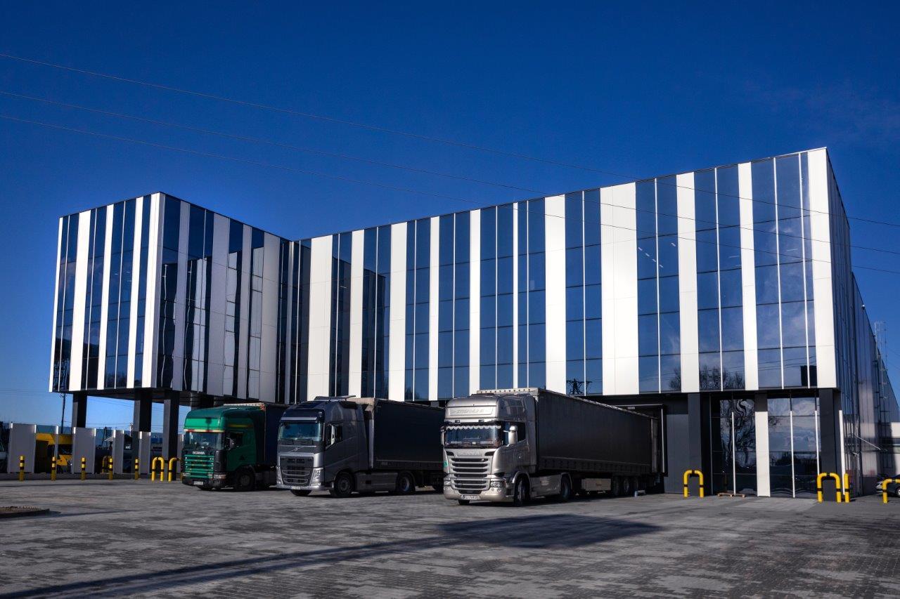 Nowy budynek GK Specjał