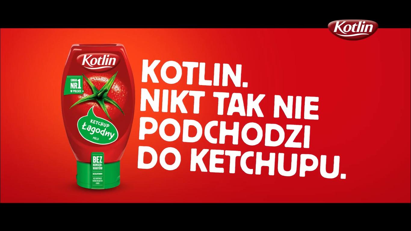 Kotlin. Nikt tak nie podchodzi do ketchupu