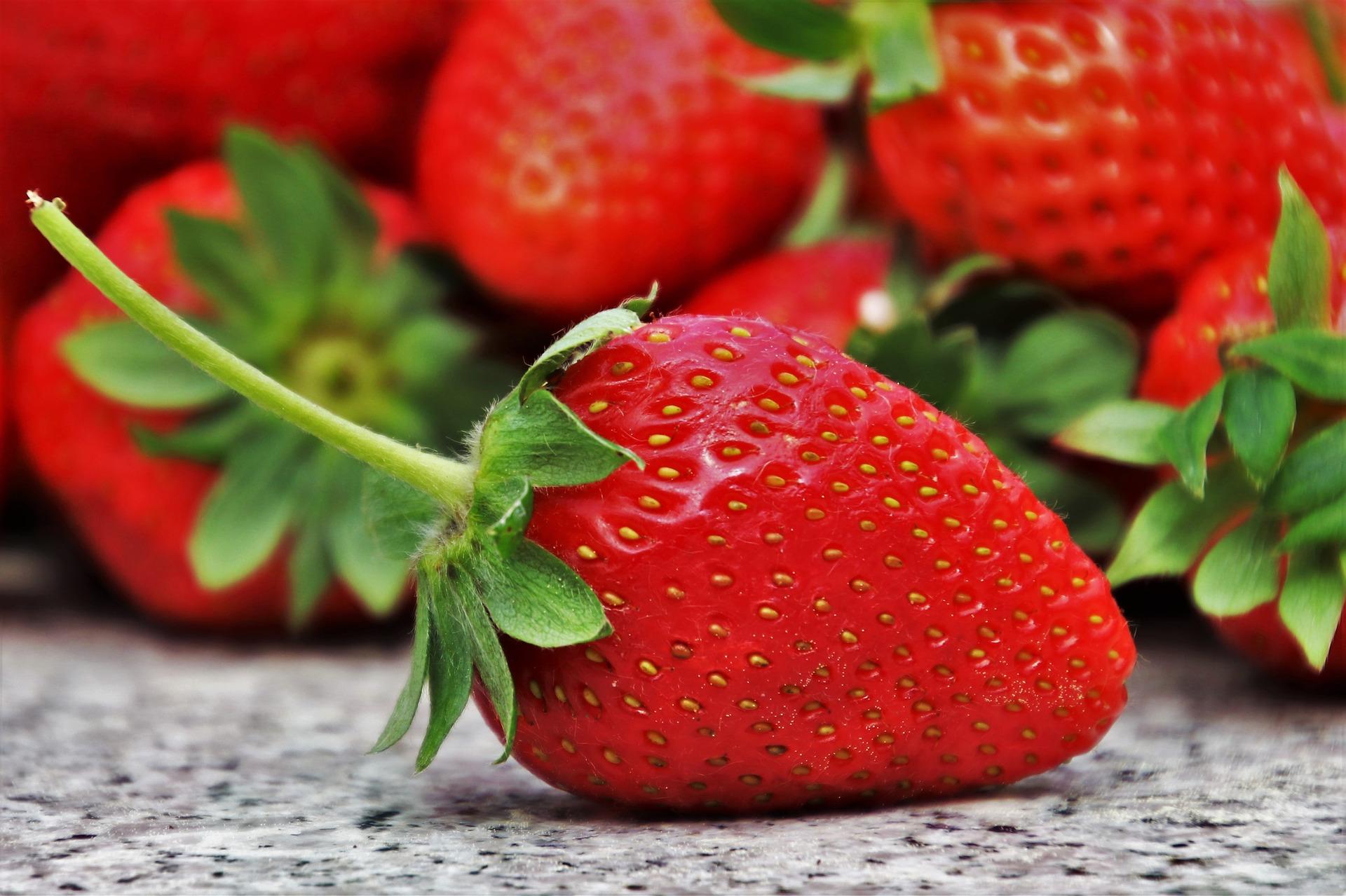 Ceny truskawek w przetwórstwie niższe niż przed rokiem