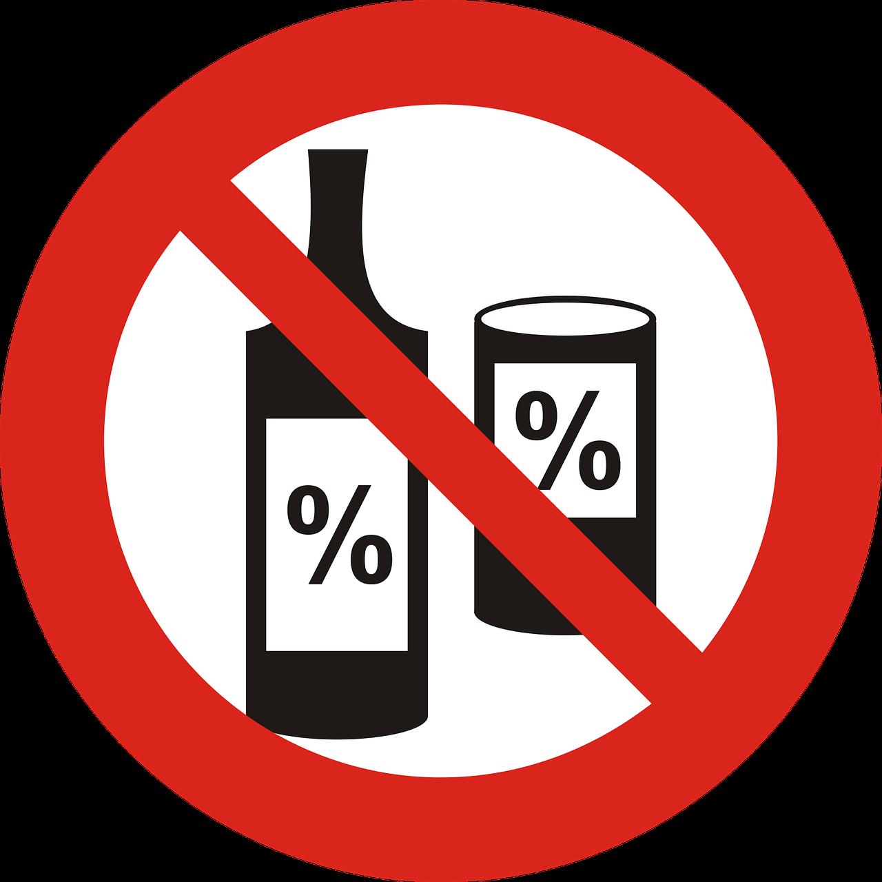 Alkohol ma zniknąć z witryn sklepowych