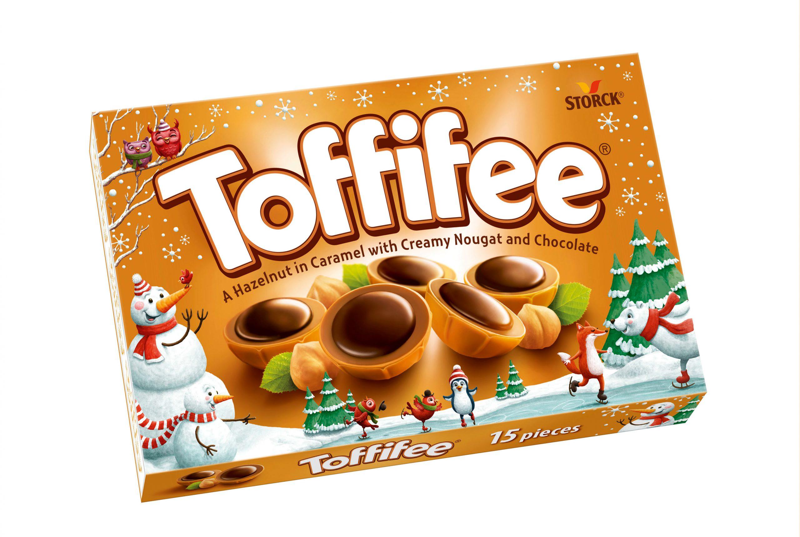 Świąteczna kampania Toffifee