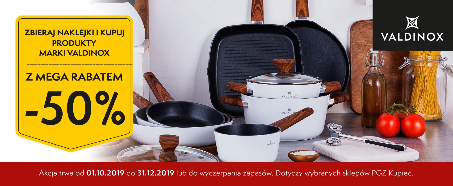 Nowa promocja naklejkowa w sklepach PGZ Kupiec