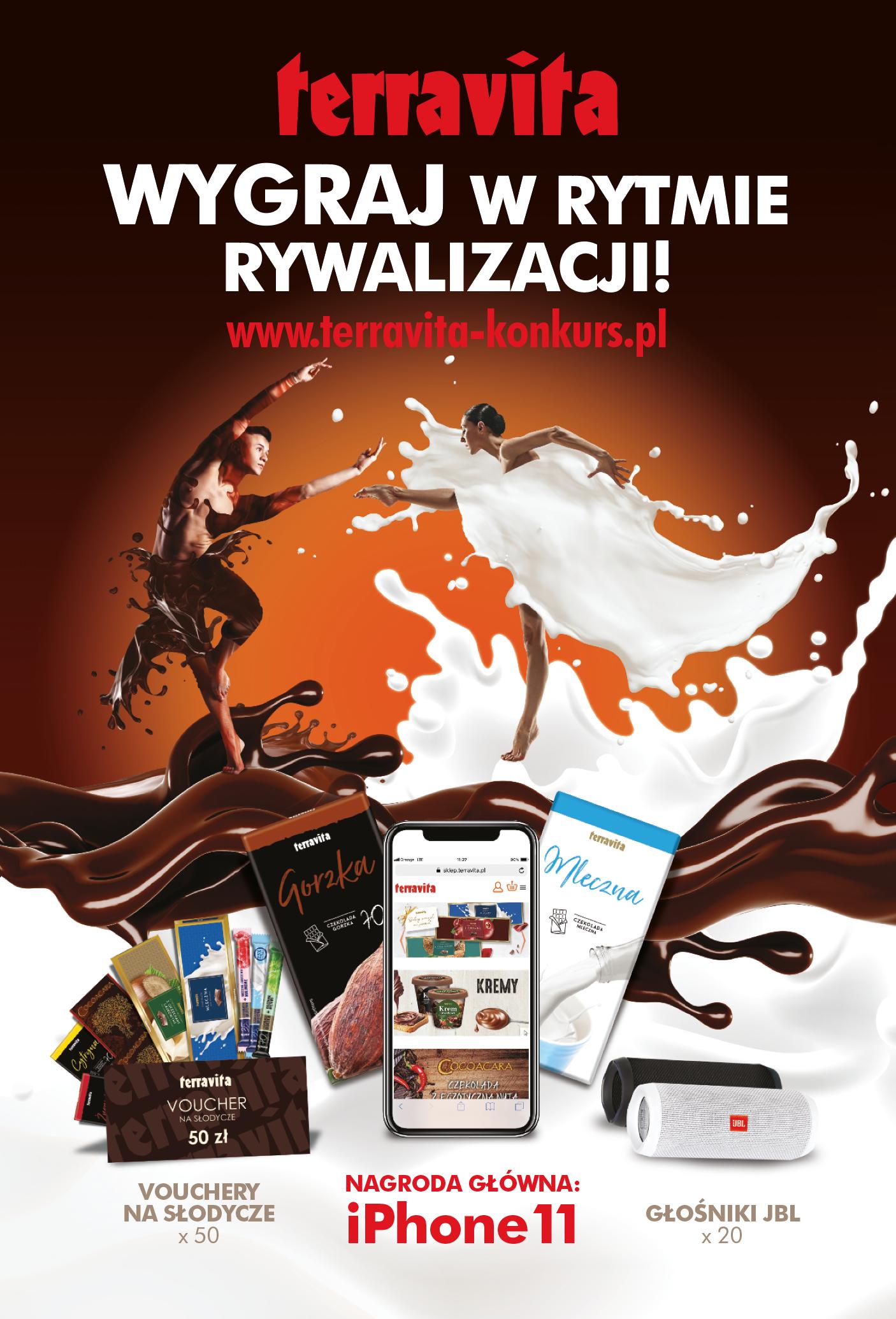 Akcja promocyjna i konkurs od firmy Terravita