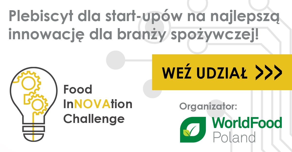 Food Innovation Challenge podczas WorldFood Poland