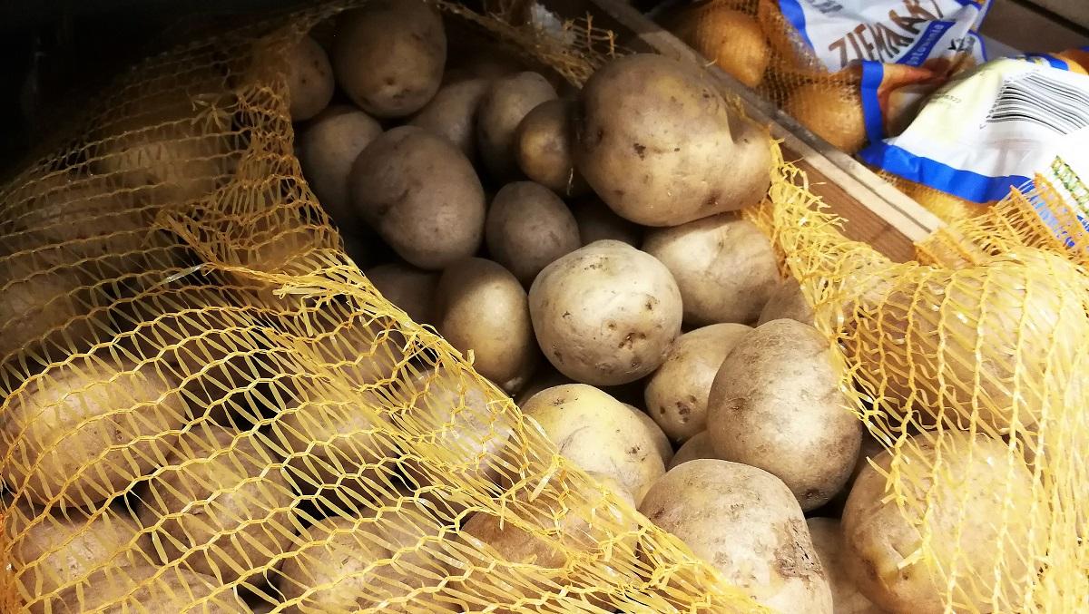 Sieci mocno korygują ceny ziemniaków w promocji