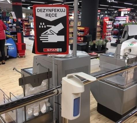 Dobre praktyki sieci SPAR w Polsce