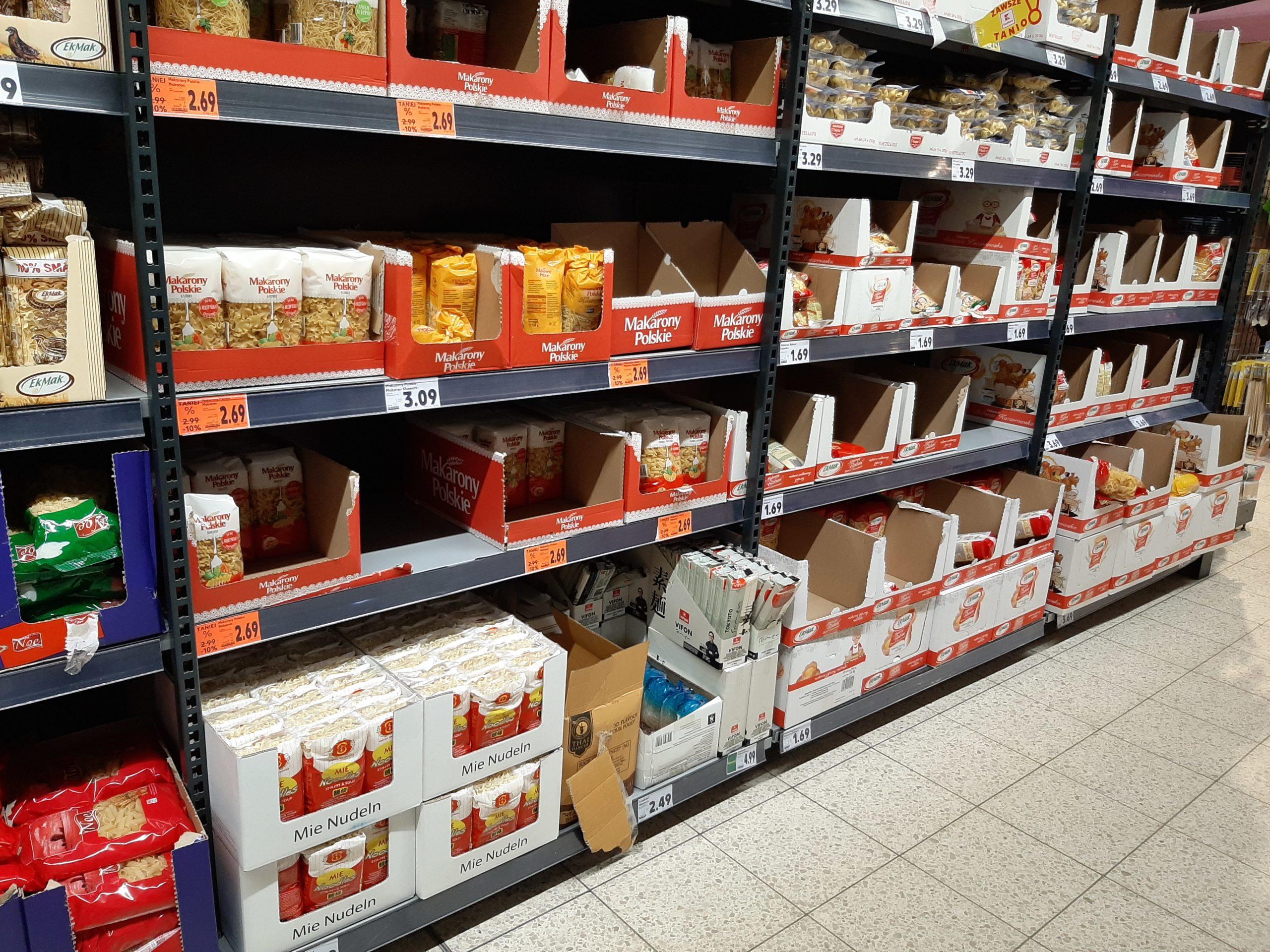 Czy koronawirus wpłynie na polski handel?