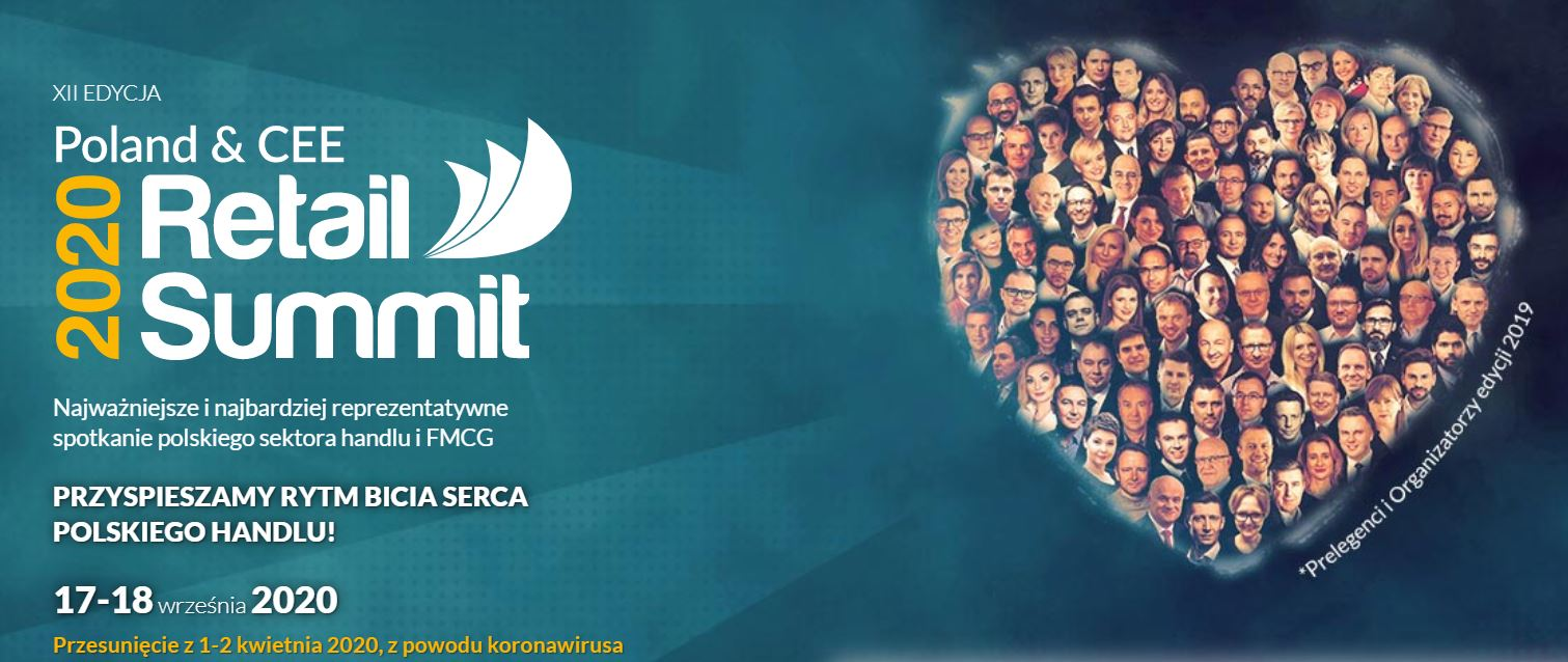 Poland & CEE Retail Summit przełożone na wrzesień
