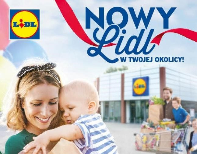 Otwarcie nowego sklepu sieci Lidl w Chełmie