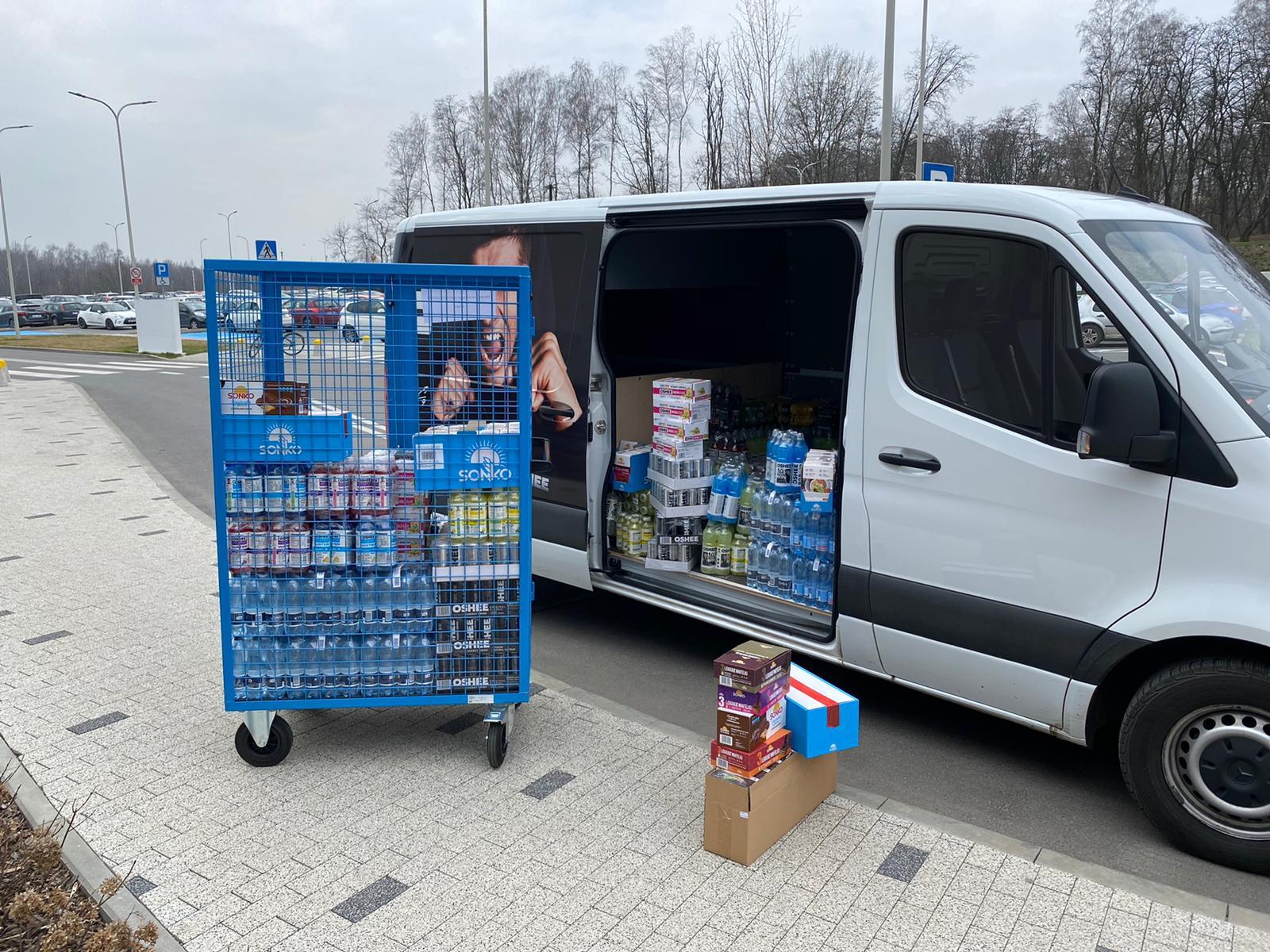 Oshee, Sonko i Kinga Pienińska wspierają szpitale
