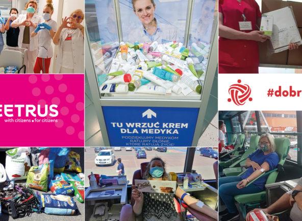 Ceetrus Polska wspiera w ramach programu #dobrysąsiad