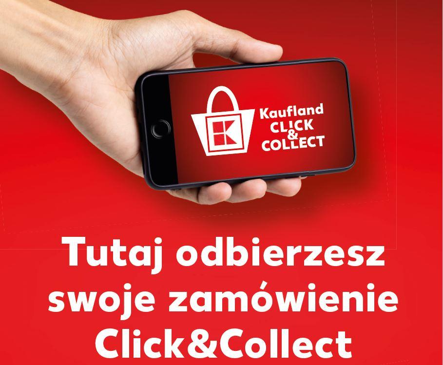 Kaufland testuje koncept Click & Collect