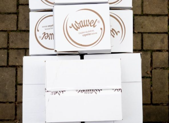 Wawel pomaga pracownikom sklepów spożywczych
