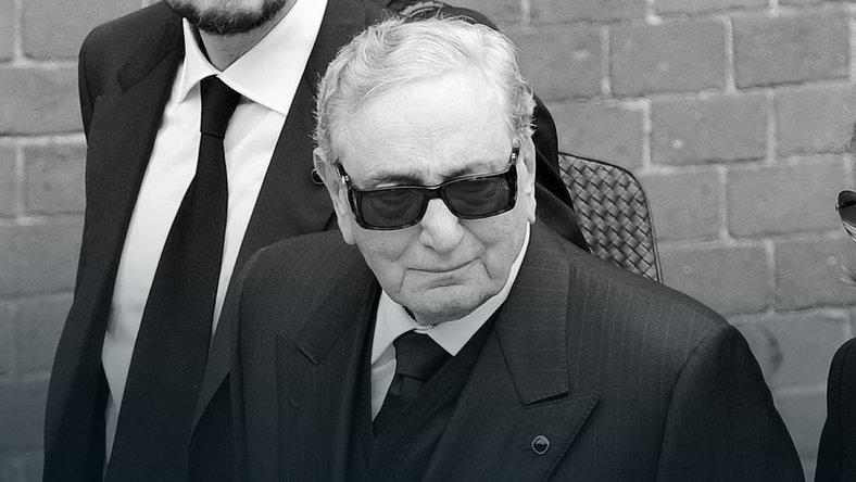 Zmarł Michele Ferrero