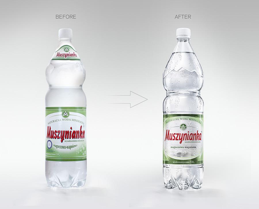 Rebranding marki  Muszynianka