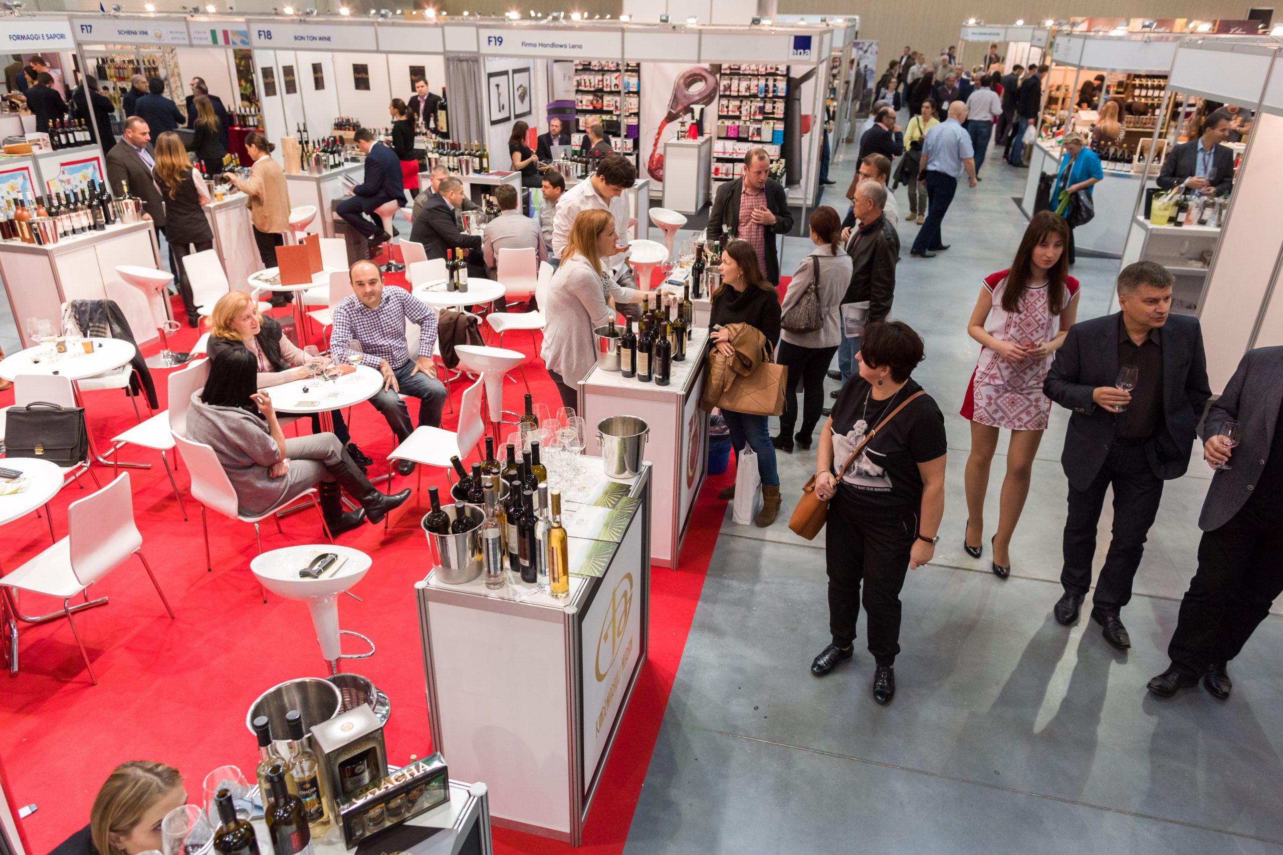Branża winiarska spotyka się w Krakowie