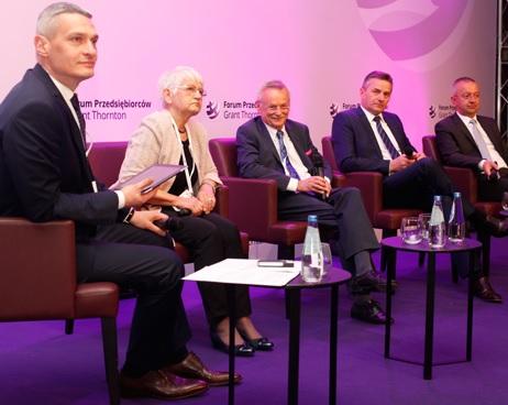Prezes Jan Kolański o ekspansji zagranicznej na IV Forum Przedsiębiorców Grant Thornton