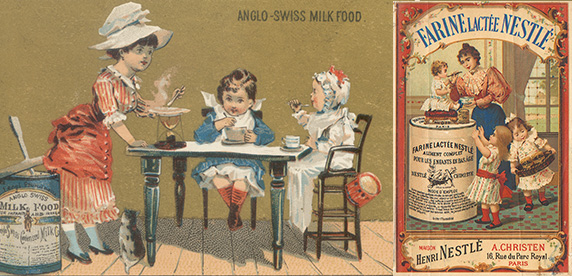 Kaszki Nestlé mają już 150 lat