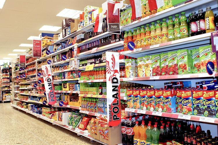 Daily Mail: Polska żywność jest hitem w Wielkiej Brytanii