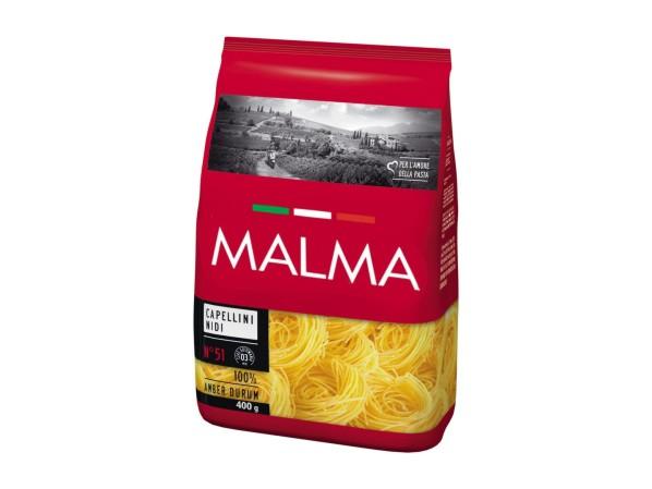 Makarony Malma w nowej odsłonie na rynku – wystartowała sprzedaż