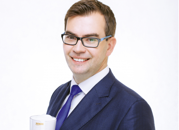 Dr Adam Mokrysz, CEO Grupy Mokate