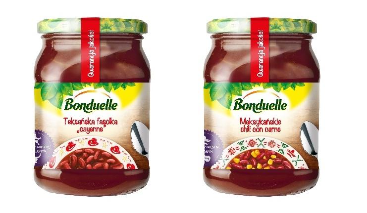 Nowość w słoikach od Bonduelle