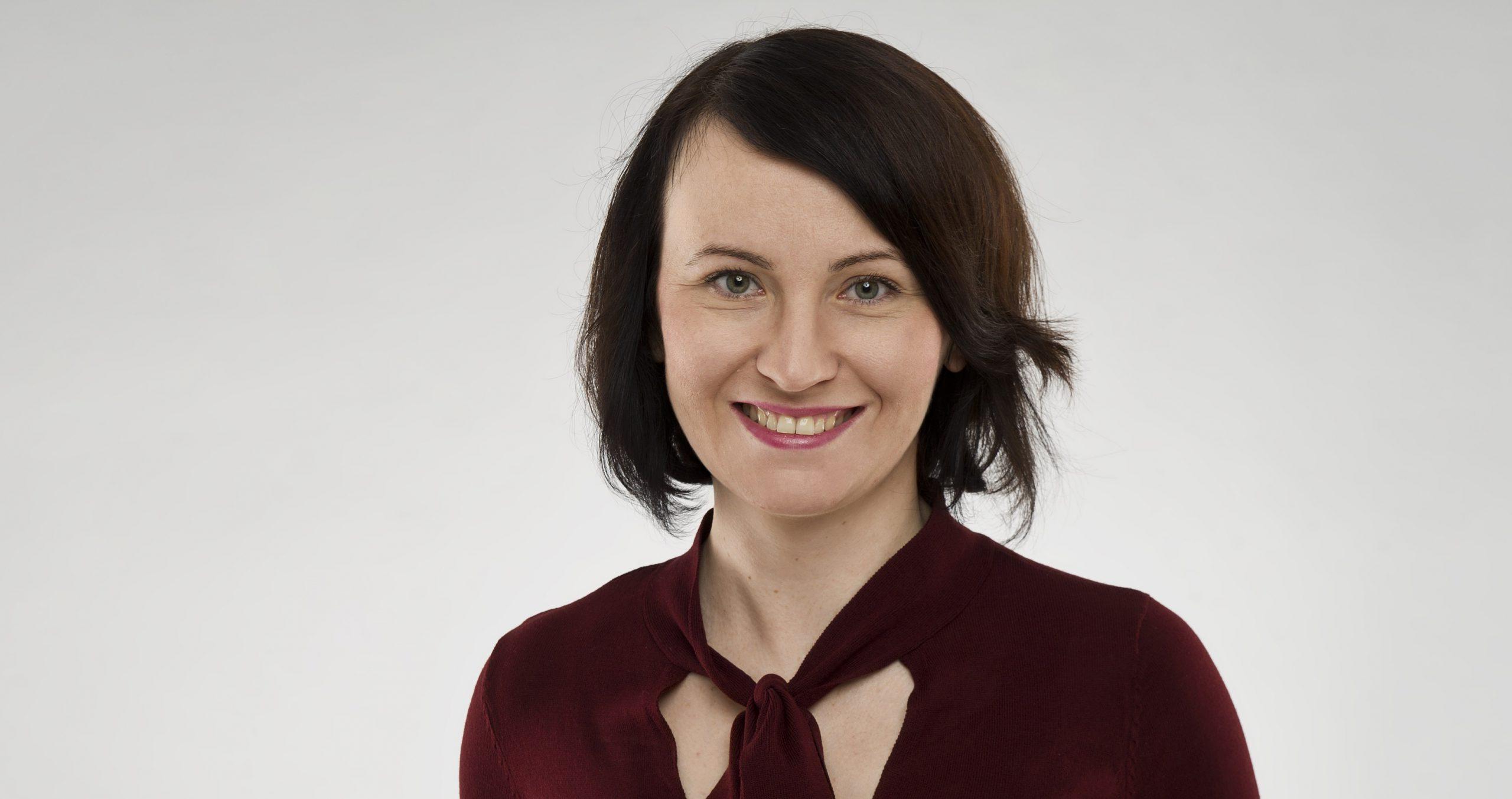 Joanna Mostył, Senior Category Manager Arla Foods